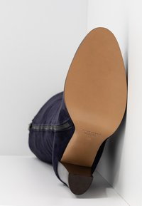 Cosmoparis - SALEMAS - High heeled boots - marine - 6