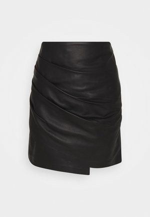 ELOISE  - Pencil skirt - black