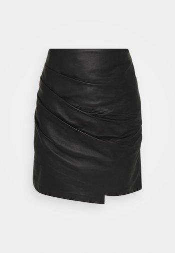 ELOISE  - Pencil skirt - black