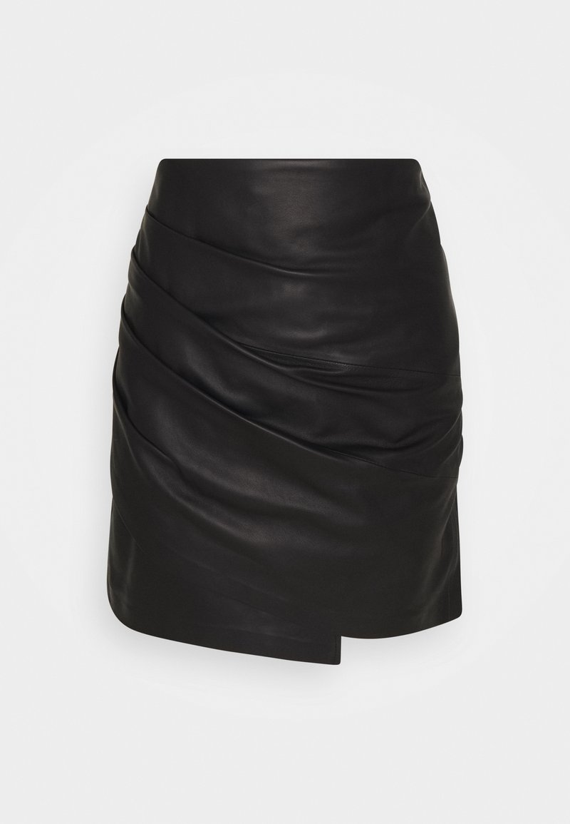 Milly - ELOISE  - Pencil skirt - black