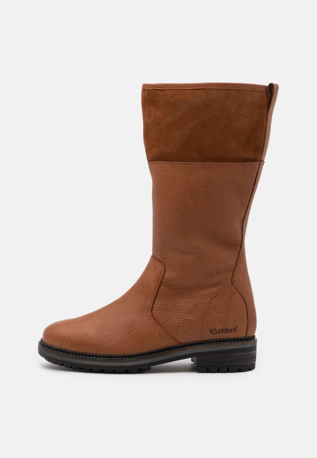 WATHIGH - Winter boots - camel