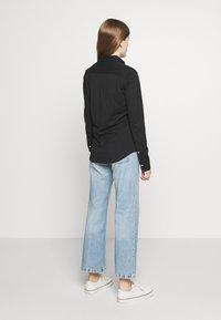 Polo Ralph Lauren - HEIDI LONG SLEEVE - Camisa - black - 2