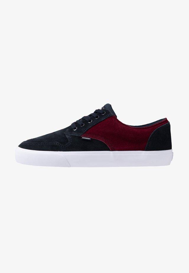 TOPAZ - Chaussures de skate - navy