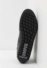 Candice Cooper - PLUS - Sneakers alte - nero - 6