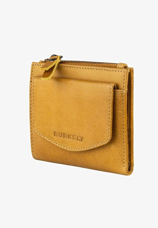 JUST JACKIE - Wallet - yellow