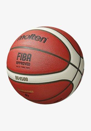 B6G4500-DBB BASKETBALL - Basketbal - orange / ivory
