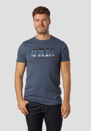 T-shirts med print - insignia blue mix