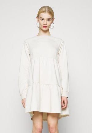 OSMA DRESS - Day dress - white dusty light unique