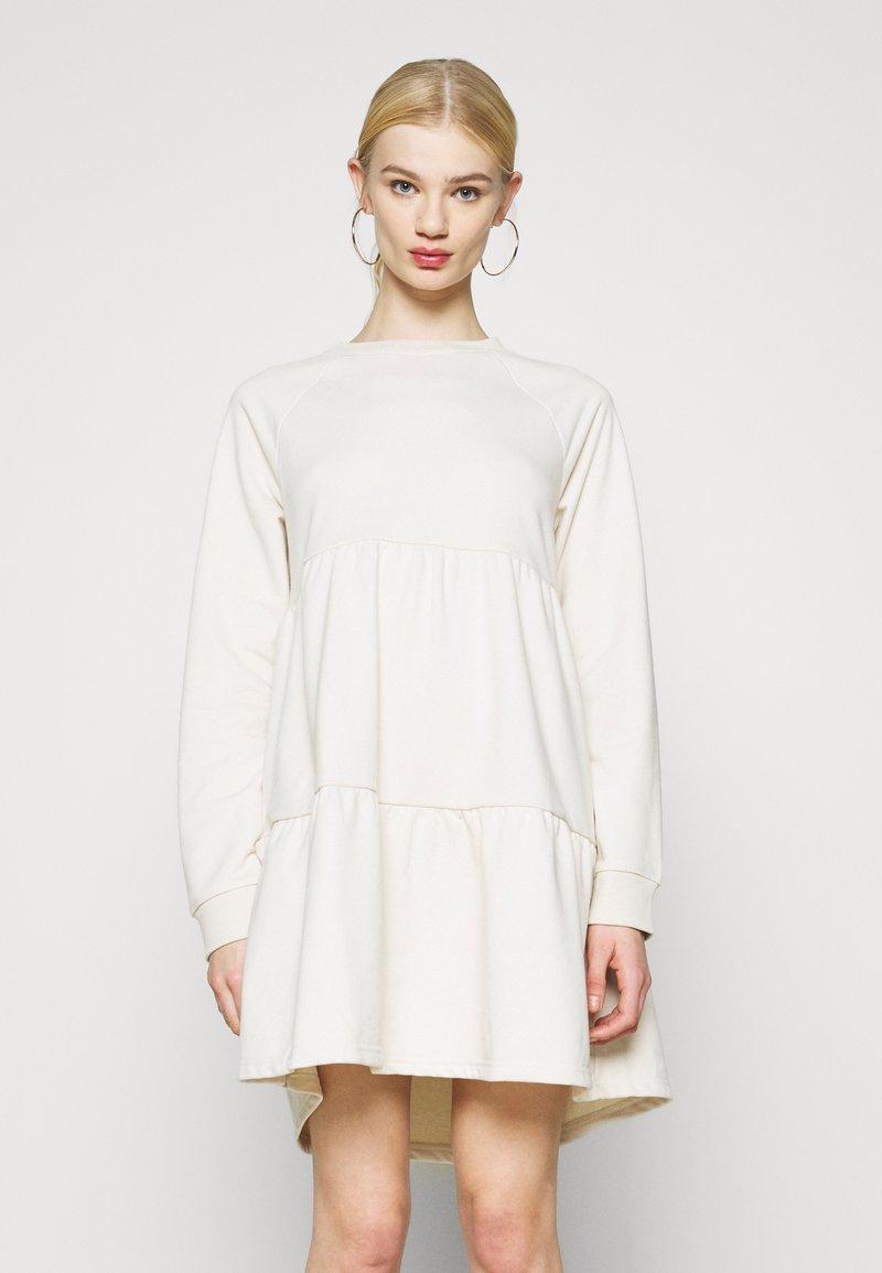 Monki - OSMA DRESS - Day dress - white dusty light unique