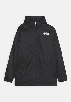 ELIAN RAIN TRICLIMATE UNISEX - Hardshellová bunda - black
