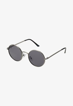 Sunglasses - gunmetal/black