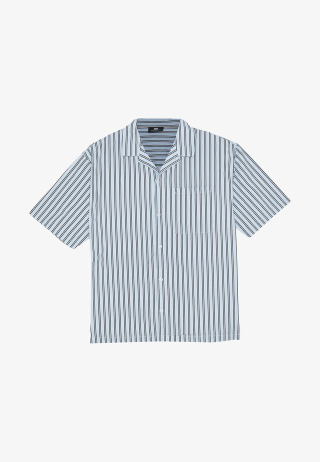 UNISEX SWEET BIG - Overhemd - blue/white/black