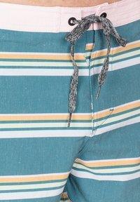 Roark - CHILLER KASBAHS - Swimming shorts - marine blue - 2