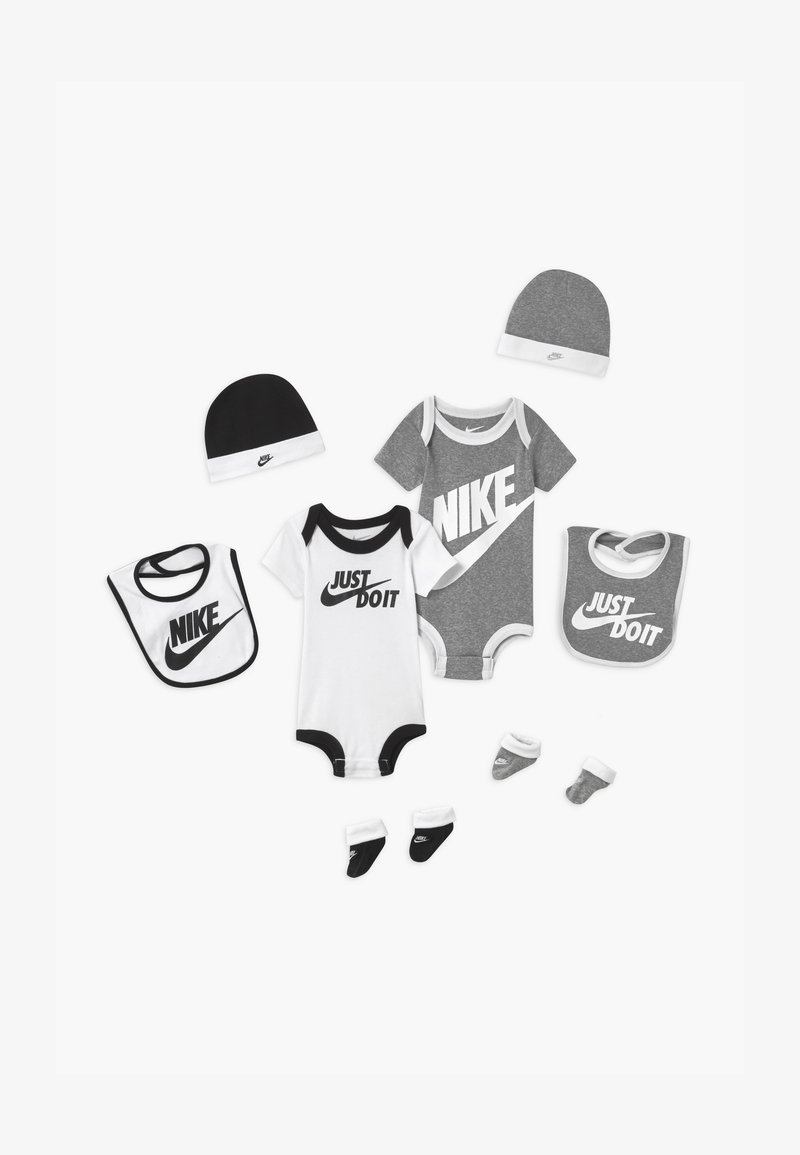 Nike Sportswear - GIFTBOX 2 PACK SET UNISEX - Regalo per nascita - white/grey