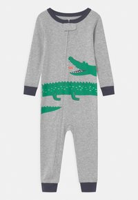 Carter's - GATOR - Pyjamas - mottled grey/green - 0