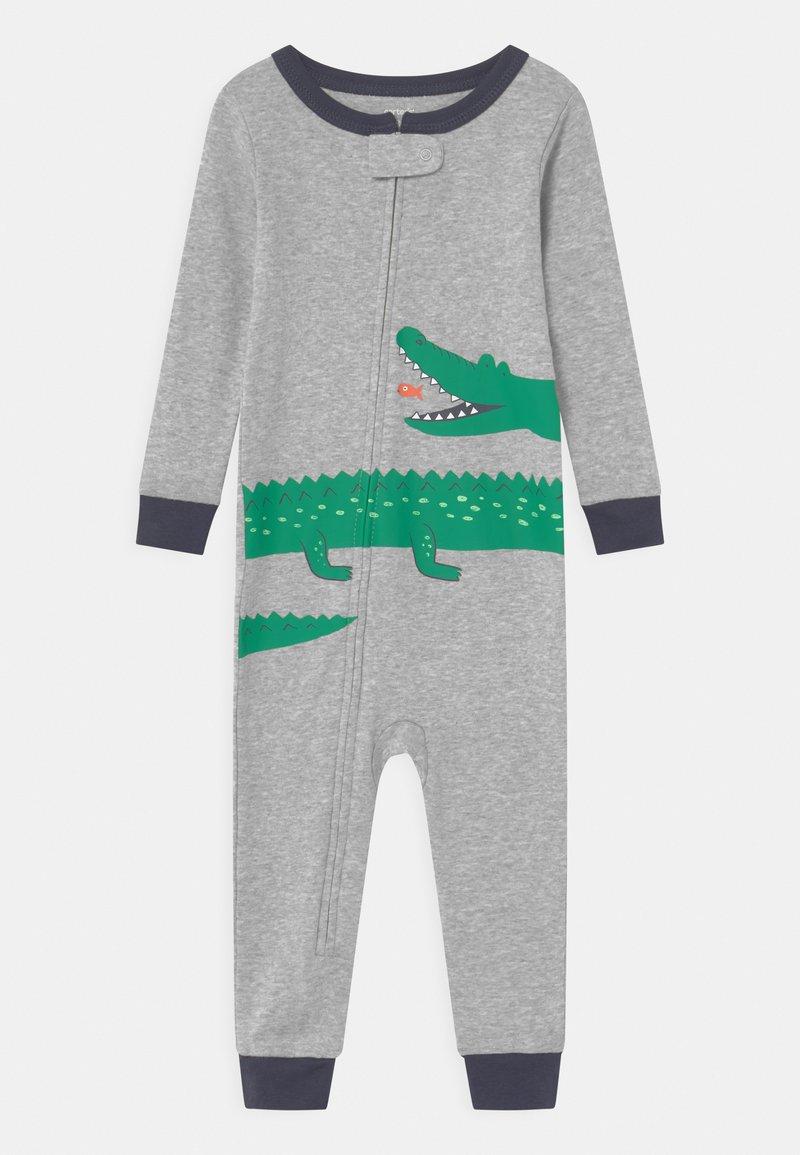Carter's - GATOR - Pyjamas - mottled grey/green