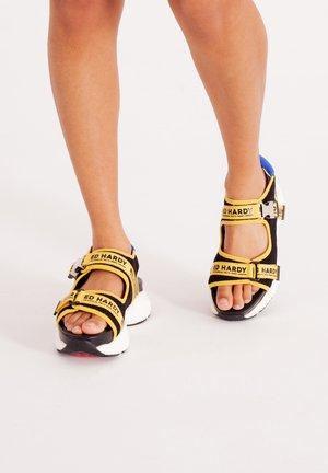 AQUA  - Walking sandals - black