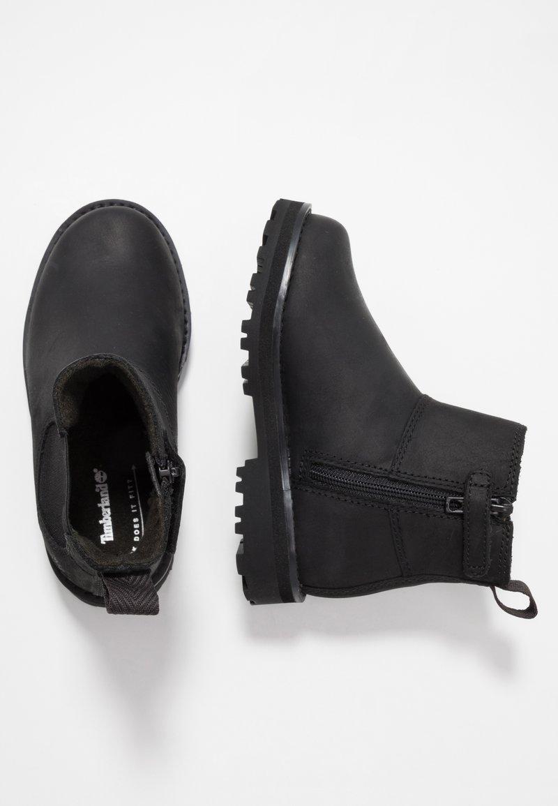 Timberland - COURMA CHELSEA - Korte laarzen - black