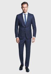 Strellson - MERCER - Suit trousers - navy - 1