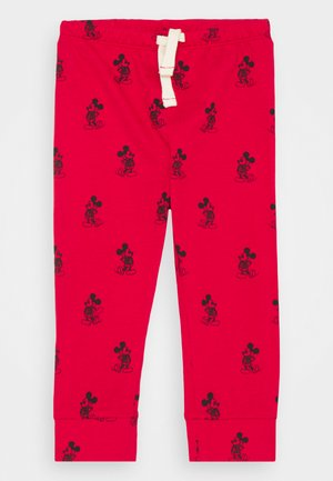 UNISEX - Trousers - modern red 2