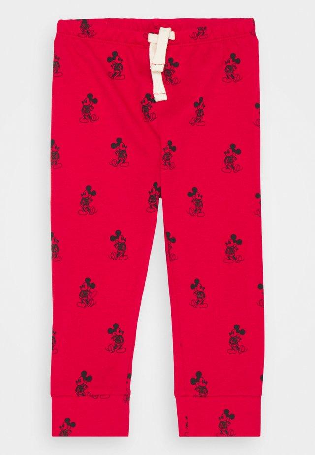 UNISEX - Kalhoty - modern red 2