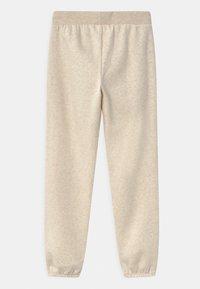 GAP - GIRL LOGO - Teplákové kalhoty - oatmeal heather - 1