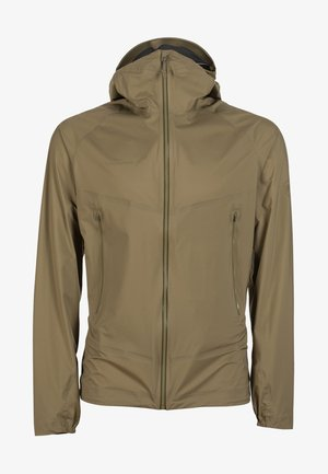 MASAO - Waterproof jacket - olive