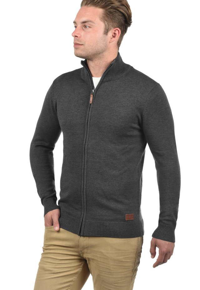 NORMAN - Cardigan - charcoal