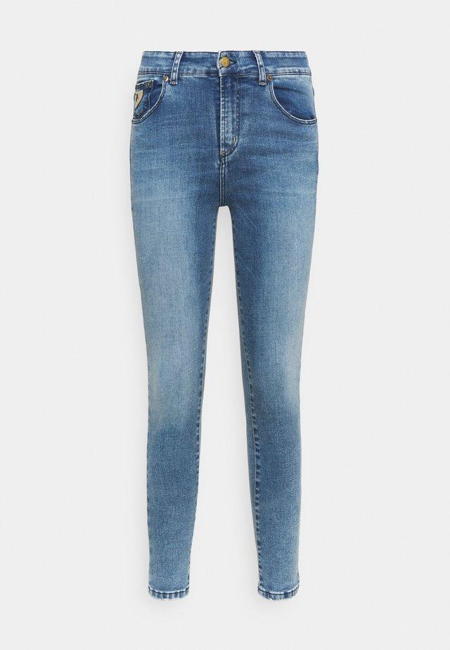 CELIA - Jeans Skinny Fit - cobalt stone