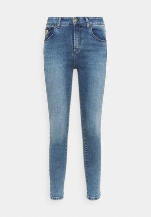 CELIA - Skinny džíny - cobalt stone