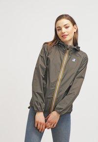 K-Way - CLAUDETTE - Summer jacket - khaki - 0