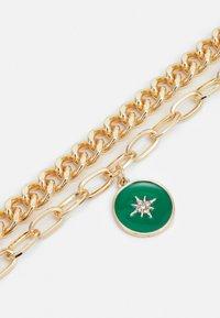 Pieces - PCAROMA COMBI NECKLACE - Necklace - gold-coloured - 2