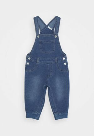 DUNGAREE UNISEX - Salopette - dark blue