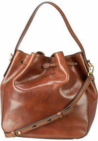 The Bridge - Handbag - brown gold - 1