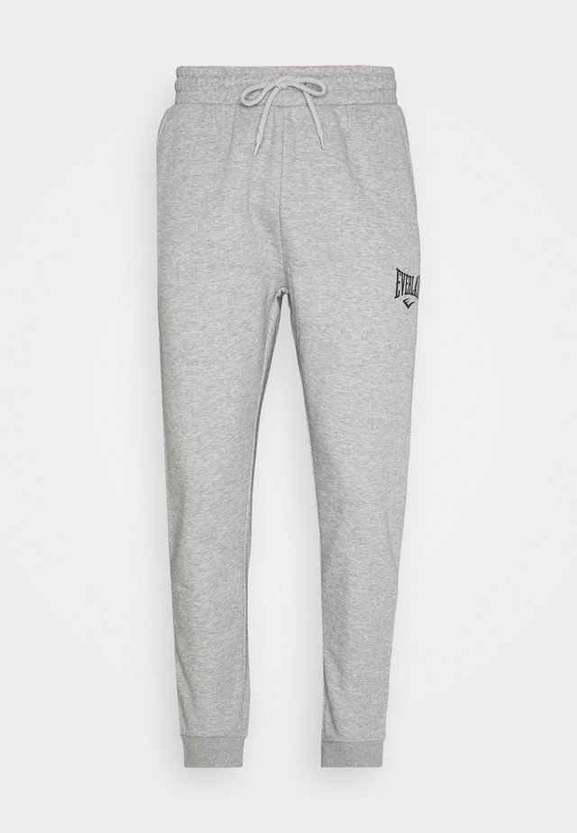 PANTS AUDUBON - Pantaloni sportivi - heather grey