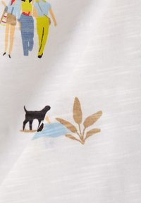 Esprit - T-shirt z nadrukiem - off white - 6