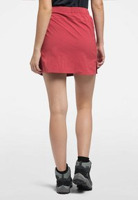Haglöfs - LITE SKORT - Sports skirt - brick red - 1