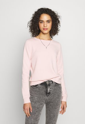 ONLWENDY ONECK - Sweatshirt - light pink