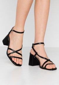 Office Wide Fit - MARGATE - Sandals - black - 0