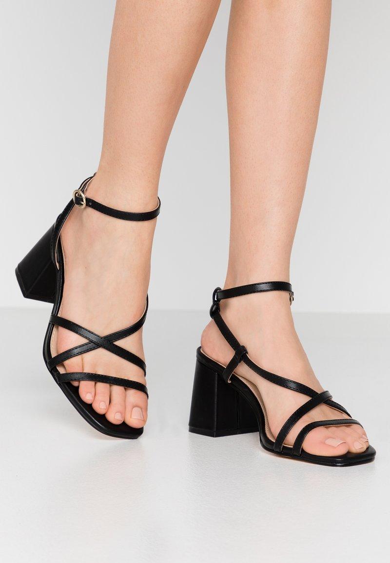 Office Wide Fit - MARGATE - Sandals - black