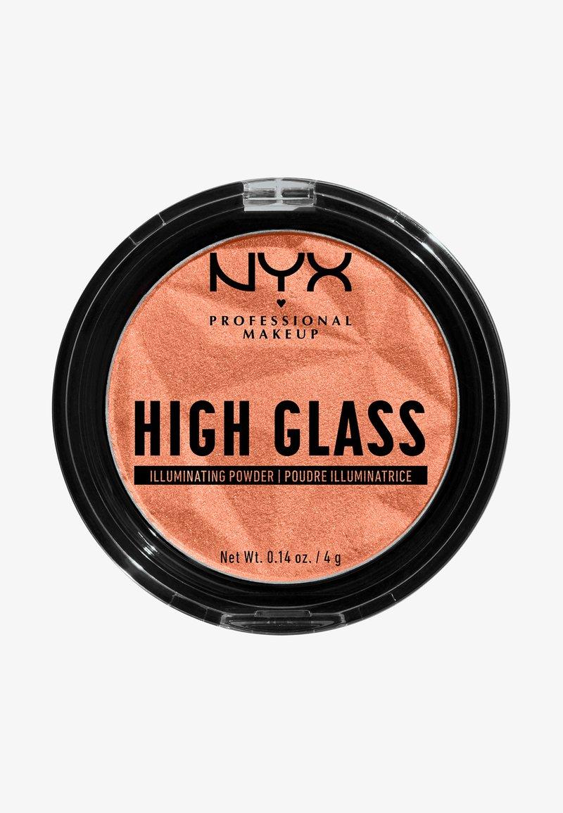 Nyx Professional Makeup - HIGH GLASS ILLUMINATING POWDER - Puder - daytime halo
