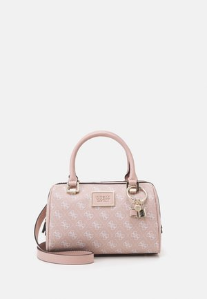 TYREN BOX SATCHEL - Sac à main - blush