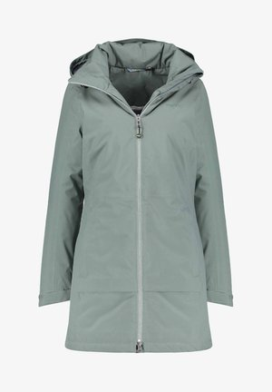 HOKKSUND - Waterproof jacket - grün