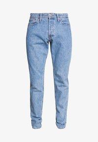 JJIMIKE JJORIGINAL - Slim fit jeans - blue denim