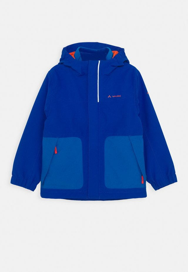 CAMPFIRE  3-IN-1 - Outdoor jacket - signal blue