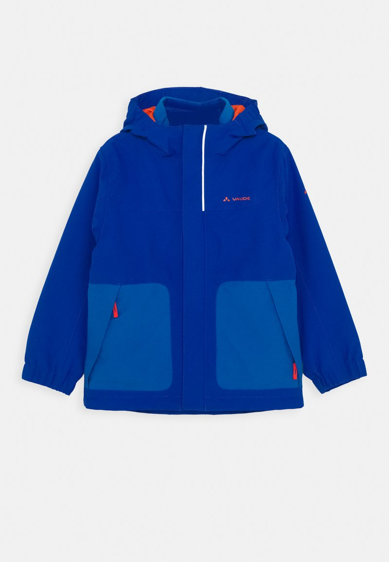 Vaude - KIDS CAMPFIRE 3IN1 JACKET IV - Giacca outdoor - signal blue