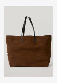 Massimo Dutti - Handbag - brown - 0