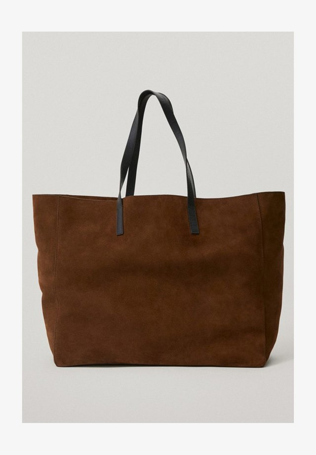 Handtas - brown