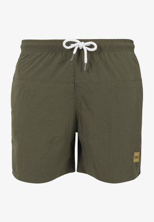 Swimming shorts - olive