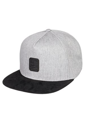BRACKERS - Cap - grey heather